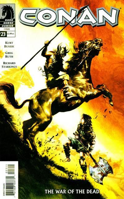 Conan (2004) no. 23 - Used