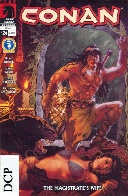 Conan (2004) no. 24 - Used