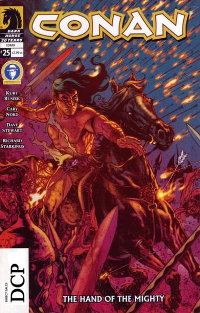 Conan (2004) no. 25 - Used