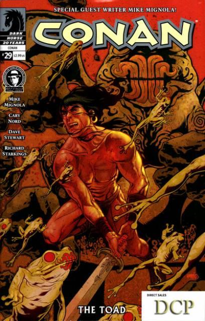 Conan (2004) no. 29 - Used