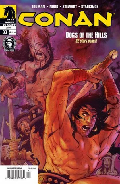 Conan (2004) no. 33 - Used
