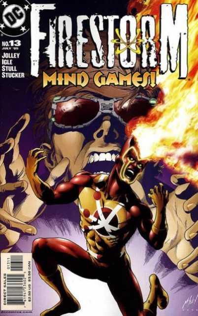 Firestorm (2004) no. 13 - Used