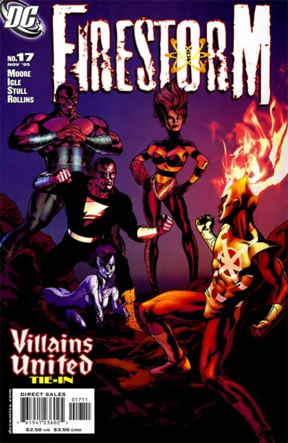 Firestorm (2004) no. 17 - Used