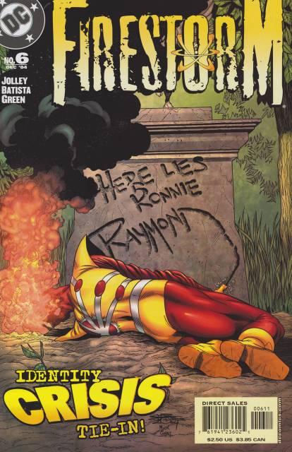 Firestorm (2004) no. 6 - Used