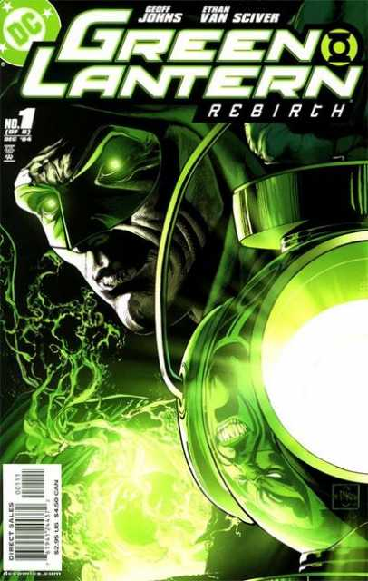 Green Lantern: Rebirth (2004) Complete Bundle - Used
