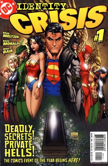 Identity Crisis (2004) Complete Bundle - Used