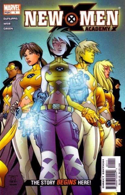 New X-Men (2004) no. 1 - Used
