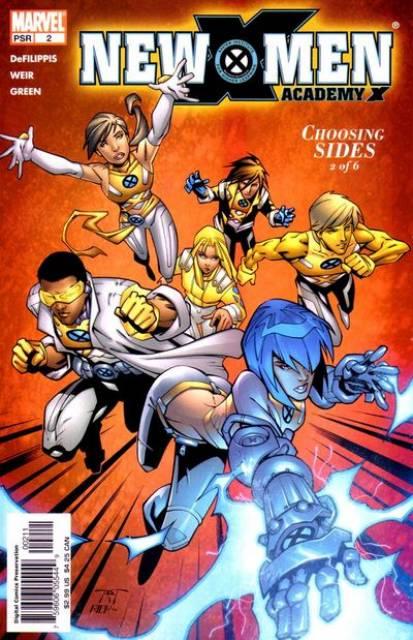 New X-Men (2004) no. 2 - Used