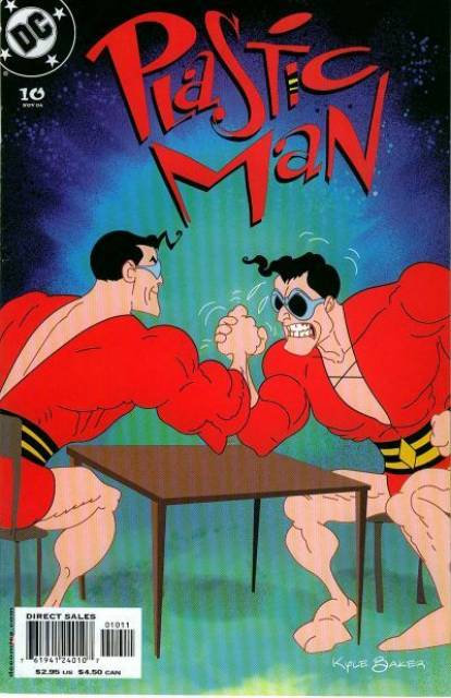 Plastic Man (2004) no. 10 - Used