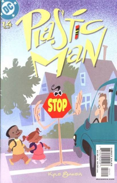 Plastic Man (2004) no. 14 - Used