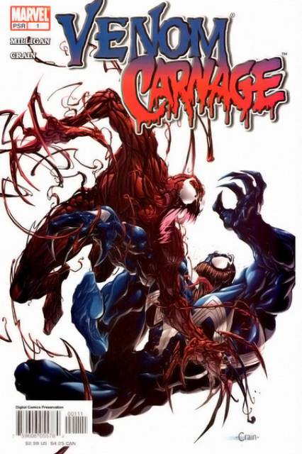 Venom Vs. Carnage (2004) Complete Bundle - Used
