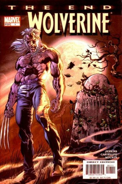 Wolverine The End (2004) Complete Bundle - Used