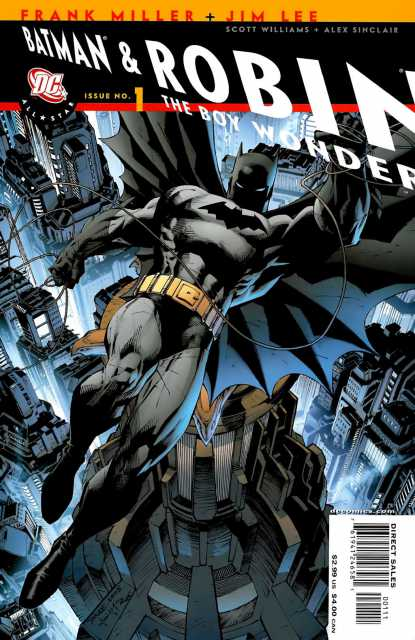 Batman and Robin the Boy Wonder (2005) Complete Bundle - Used