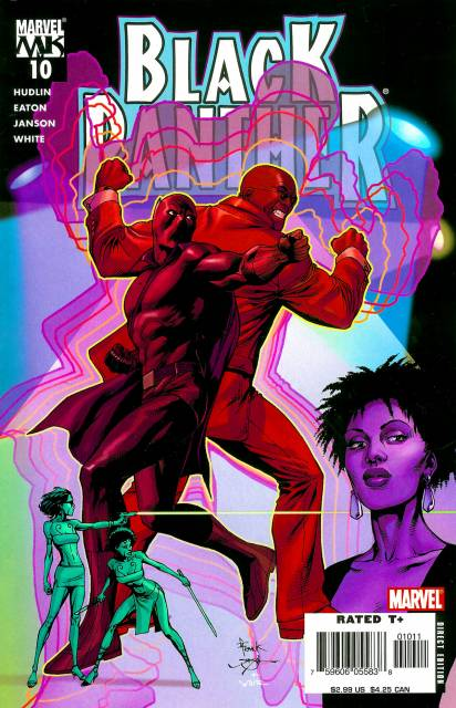 Black Panther (2005) no. 10 - Used