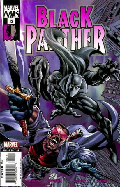 Black Panther (2005) no. 12 - Used