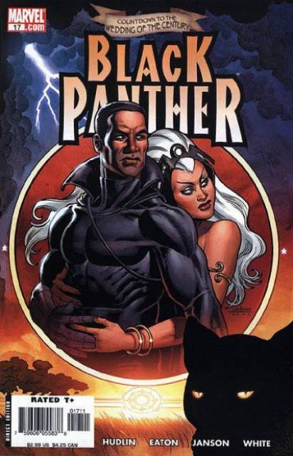 Black Panther (2005) no. 17 - Used