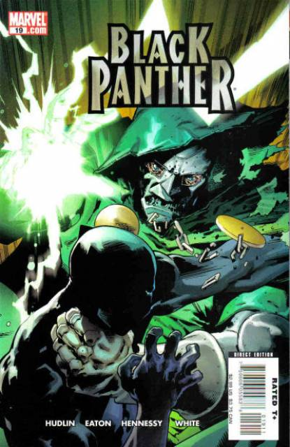 Black Panther (2005) no. 19 - Used