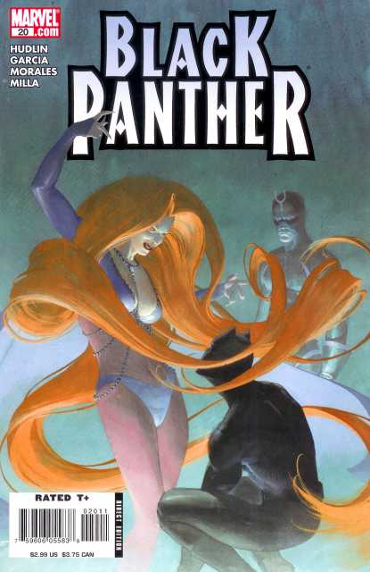 Black Panther (2005) no. 20 - Used
