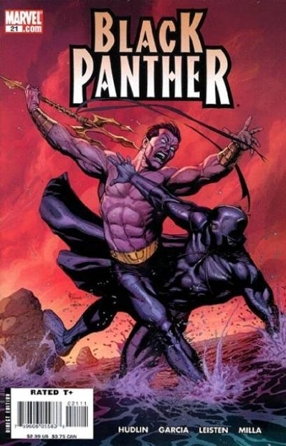 Black Panther (2005) no. 21 - Used