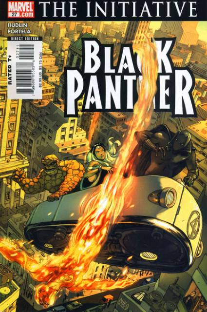 Black Panther (2005) no. 27 - Used