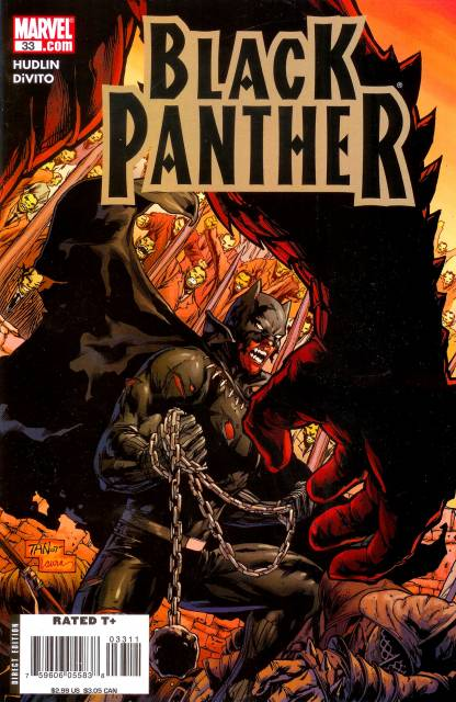 Black Panther (2005) no. 33 - Used