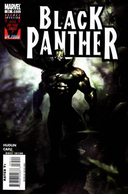 Black Panther (2005) no. 35 - Used