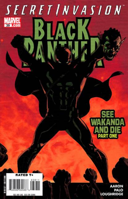Black Panther (2005) no. 39 - Used