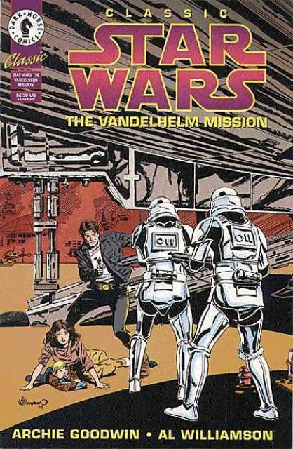 Star Wars One Shot: Classic Star Wars: The Vandelhelm Mission (2005) - Used
