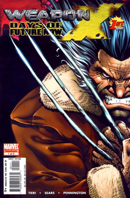 Weapon X: Days of Future Now (2005) Complete Bundle - Used