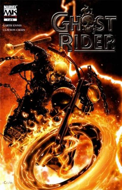 Ghost Rider (2005 1-6 Limited Series) Complete Bundle - Used