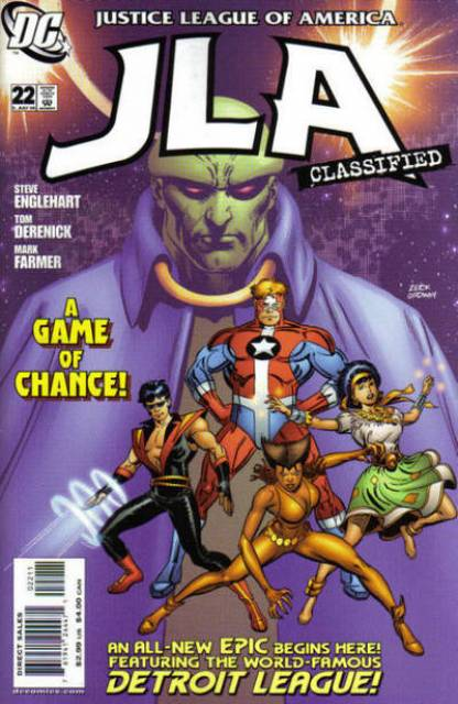 JLA Classified (2005) no. 22 - Used