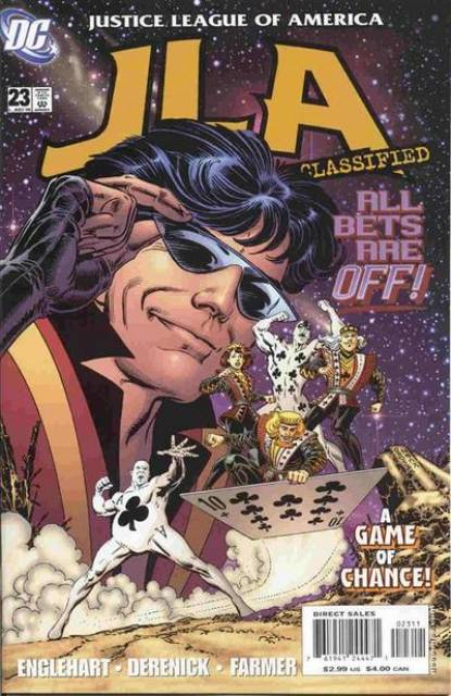 JLA Classified (2005) no. 23 - Used
