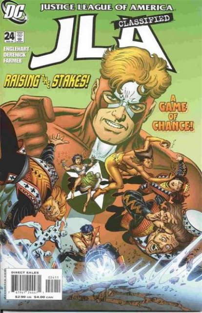JLA Classified (2005) no. 24 - Used