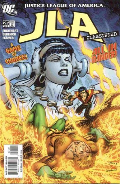 JLA Classified (2005) no. 25 - Used
