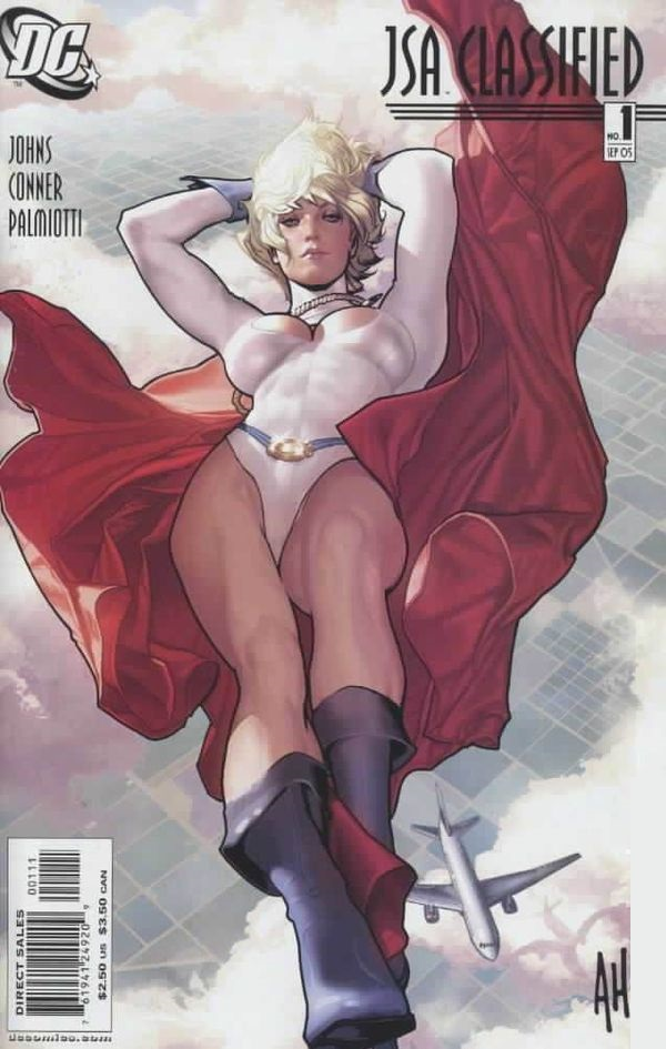 JSA Classified (2005) no. 1 (variant b) - Used