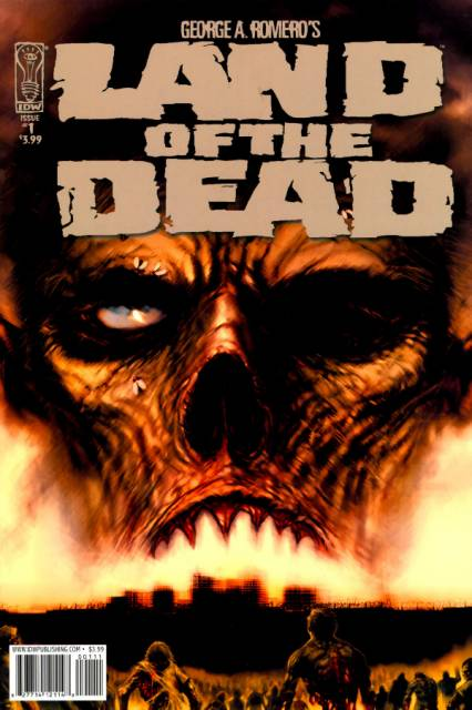 Land of the Dead (2005) Complete Bundle - Used