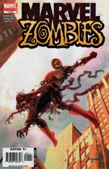 Marvel Zombies (2005) Complete Bundle - Used
