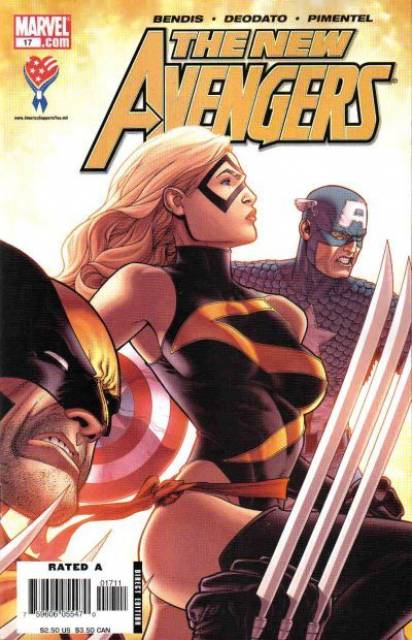 New Avengers (2005) no. 17 - Used