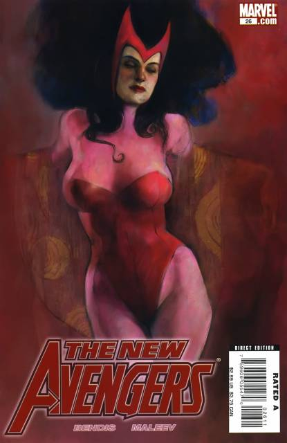 New Avengers (2005) no. 26 - Used