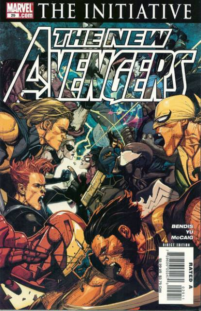 New Avengers (2005) no. 29 - Used