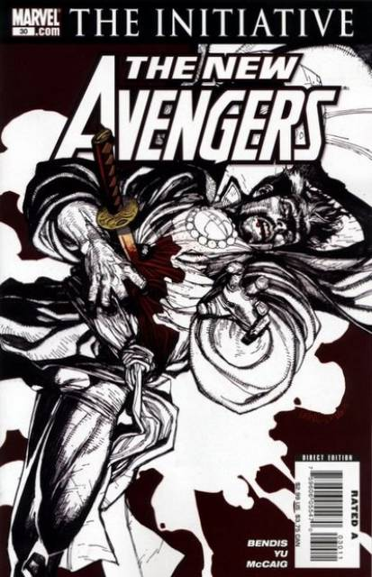 New Avengers (2005) no. 30 - Used