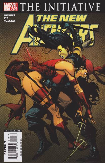 New Avengers (2005) no. 31 - Used