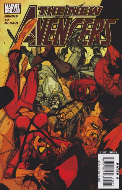 New Avengers (2005) no. 32 - Used