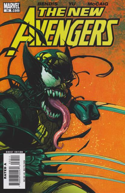 New Avengers (2005) no. 35 - Used