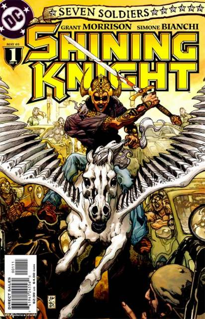 Seven Soldiers: Shining Knight (2005) Complete Bundle - Used