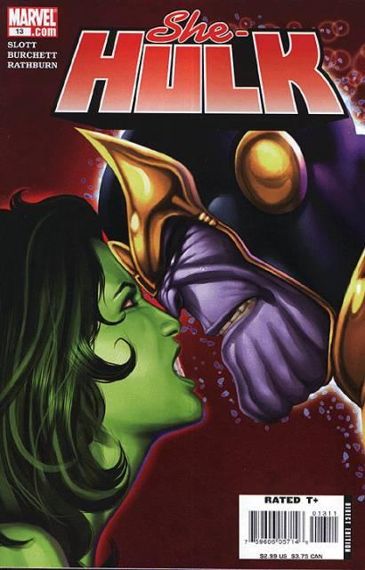 She-Hulk (2005) no. 13 - Used