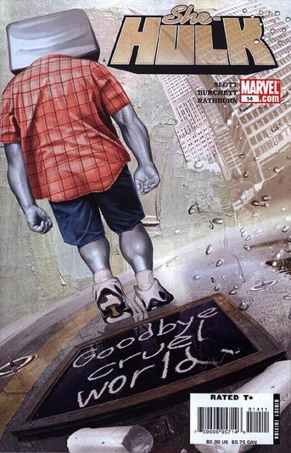 She-Hulk (2005) no. 14 - Used