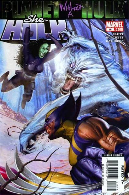 She-Hulk (2005) no. 16 - Used