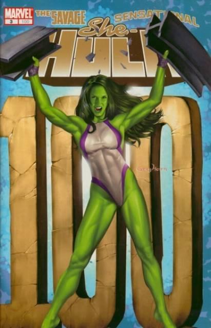 She-Hulk (2005) no. 3 - Used
