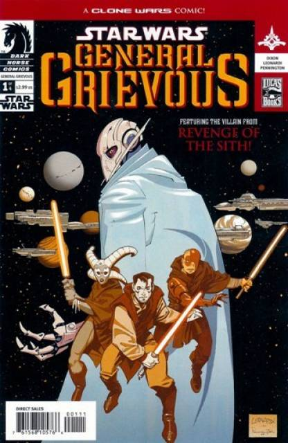 Star Wars: General Grievous (2005) Complete Bundle - Used